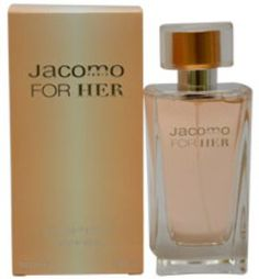 Women Jacomo Jacomo For Her Edp Spray 3.4 Oz - Product Description - Women Jacomo Jacomo For Her Edp Spray 3.4 Ozlaunched In 2005, This Chypre Floral Has Notes Of Bergamot, Lily-Of-The-Valley, Hyacinth, Heliotrope, Ylang-Ylang, Rose, Sandalwood, . Please refer to the title for the exact description of the item. All of the products showcased throughout are 100% Original Brand Names. High quality items at low prices to our valued customers. 100% Satisfaction Guaranteed.
