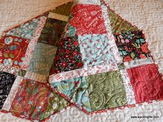 More Christmas Sewing   A Quilting Life - a quilt blog
