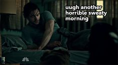 Just another horrible morning for Will. Click for the rest