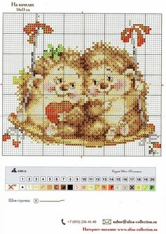 1000+ ideas about Hedgehog Cross Stitch on Pinterest | Cross stitch ...