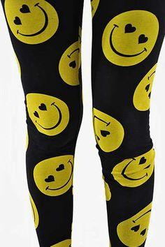 Smiley LeggingsPurchase