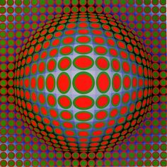Victor Vasarely - Vega (two works) - Catawiki