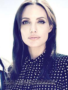 Art Streiber #1 - Photoshoots-2014-Art Streiber-002 - Angelina Jolie Brasil // Gallery