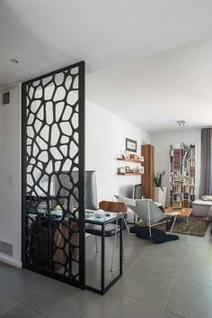 les paravents et claustras en bois pour votre int rieur coworking pinterest claustra. Black Bedroom Furniture Sets. Home Design Ideas