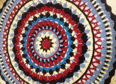 שטיח ציבעוני 135 סמ״
