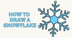how-to-draw-a-snowflake-featured-image
