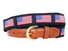 Flags Belt