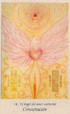 El Ángel del Amor Universal » Cartas Sanadoras