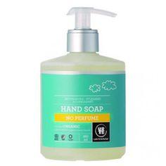 Jabón de manos Sin Perfume 380ml Urtekram