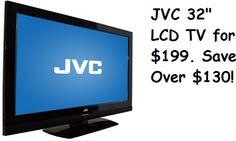 Walmart RollBack Deal: JVC LCD TV just $199, Save over $130!    http://www.groceryshopforfreeatthemart.com/2012/11/walmart-rollback-deal-jvc-lcd-tv-for-199/