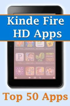 Kindle Fire HD Apps: The 50 Top Kindle Fire HD Apps by Francis Monico. $0.99. 53 pages. Publisher: Tech Works, Inc. (November 8, 2012)
