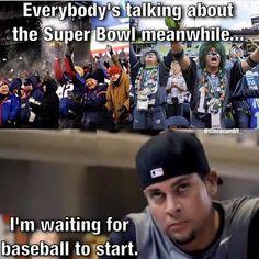 I cant wait for baseball season!!!!!!!!