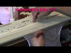 Machine knitting - 40 videos