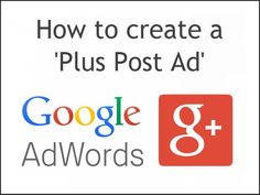 How to create a Plus Post Ad
