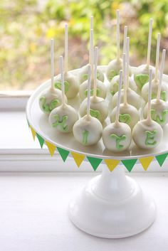 I've never tried the cake pop making-factory. I'm thinking this might be a good one to start with!