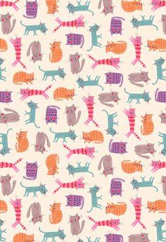 Miércoles de inspiración ♥ Gatos y ¡feliz día del padre