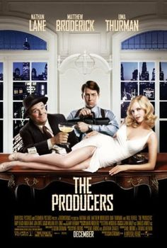 The Producers (2005)  -   they don't show on the poster that  Will Ferrell plays a post-war hold-out     nazi soldier, and is an ESSENTIAL character.