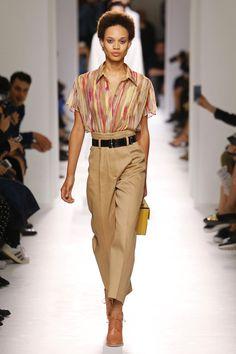 Hermès | Ready-to-Wear Spring 2017 | Look 10