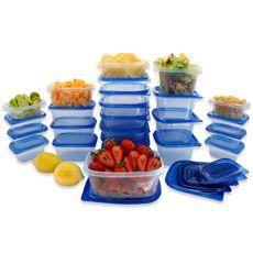 50 pc. food storage