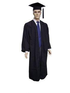 Robe Academicus Komplett-Set: akademischer Talar aus Funktionsfaser + Doktorhut mit Quaste und aktueller (!) Jahrgangszahl (M Medium (166-175 cm), Schwarz) Robe Academicus http://www.amazon.de/dp/B00D5ULFO2/ref=cm_sw_r_pi_dp_nZg9ub00QNE4R
