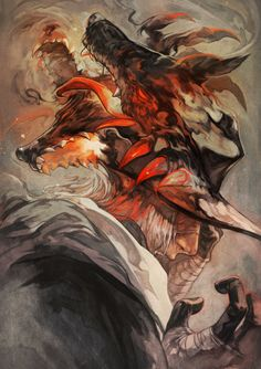 dracosapien: I recently discovered this Japanese illustrator...