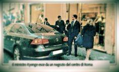 Shopping in auto blu per la Kyenge http://tuttacronaca.wordpress.com/2014/02/19/shopping-in-auto-blu-per-la-kyenge/