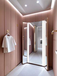 Boutique de J&M Davidson Boutique, por Universal Design Studio