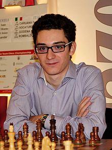 GM Fabiano Caruana