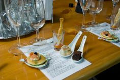 Food matches with the wines at Peacock Sky Vineyard, Waiheke Island.