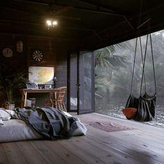 Minimal Interior Design Inspiration - Home Goals - Apartment Interior Design Inspiration, Home Interior Design, Design Ideas, Ikea Interior, Bedroom Inspiration, Apartment Interior, Interior Photo, Interior Doors, Interior Paint