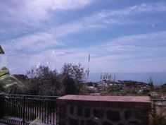 Macchina, Forio→Sant'Angero, Isola Ischia,Italia (Maggio)