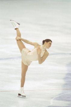 Beautiful ice skating outfit