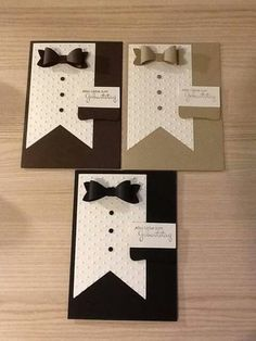 493 best Stamping Ideas - Masculine cards images on Pinterest ...