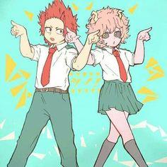 Đọc Truyện Ảnh những cặp đôi trong Boku no hero^-^ - KiriMina(1) - Katie Cao - Wattpad - Wattpad