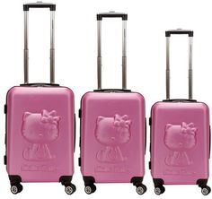 Going for Travel? Roll w/Hellokitty Bag valigia koffer чемодан koper