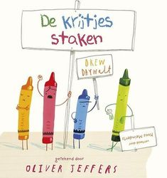 De krijtjes staken - Drew Daywalt Teun wil een tekening maken, maar zijn kleurkrijtjes staken. Reserveer: http://www.theek5.nl/iguana/?sUrl=search#RecordId=2.319697