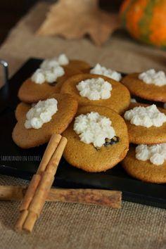 Galletas de calabaza especiadas   Cocinar en casa es facilisimo.com