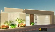 Boundry Wall, Facade House, Gate House, House 2, House Entrance, Fence Design, Wall Design, House Design, Garage Gate