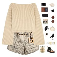 """""""♡ took a wrong turn and we fell down a rabbit hole"""" by deli-lemonade ❤ liked on Polyvore featuring Twin-Set, Chanel, Khaite, Irregular Choice, Susanne Kaufmann, Pottery Barn, Charter Club, Cartier, TOMS and Koh Gen Do"""