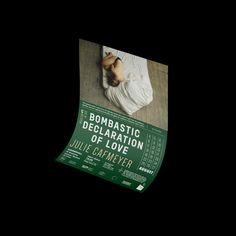 This year Big in Belgium turns 5. #biginbelgium #edinburgh #AnewwaveofFlemishtheatre #poster