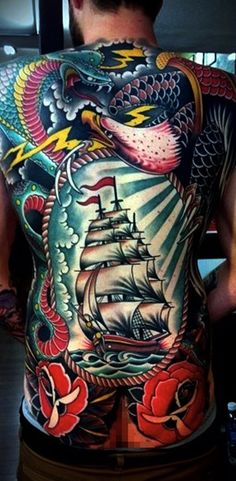 Leading Tattoo Magazine & Database, Featuring best tattoo Designs & Ideas from around the world. At TattooViral we connects the worlds best tattoo artists and fans to find the Best Tattoo Designs, Quotes, Inspirations and Ideas for women, men and couples. Rn Tattoo, Tattoos Masculinas, Backpiece Tattoo, Tattoo Dotwork, Tattoo Photo, Tattoo Und Piercing, Tattoo Henna, Body Art Tattoos, Tatoos