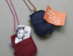 From mmmcrafts... so cute who knew there is microcrafts?
