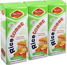 Van der Meulen - rice crackers - AH
