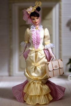 Mrs. P.F.E. Albee™ Barbie