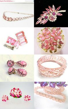 P I N K - An Ecochic Team Treasury--Pinned with TreasuryPin.com