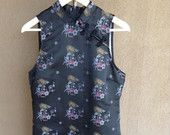 Chinese Style Vintage Dress Size 11