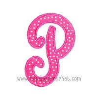Scroll Applique Alphabet and many other alphabets and applique designs