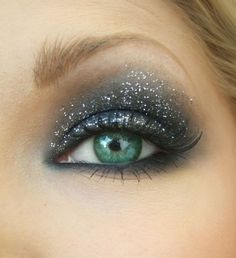 It's been so long since I've worn anything but brown eye shadow, I don't know if I could ever do a color again.