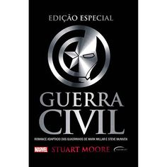 Foto 1 - Livro - Guerra Civil Edição Especial