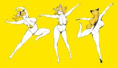 Sketch Poses, Drawing Poses, Female Anime, Female Art, Female Character Design, Character Art, Cartoon Mom, Figure Sketching, Sexy Drawings